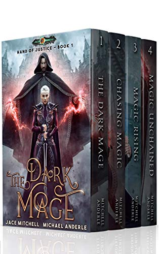 Hand of Justice Boxed Set by Michael Anderle