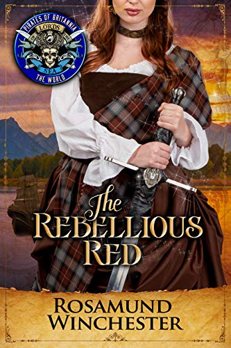 The Rebellious Red  by Rosamund Winchester