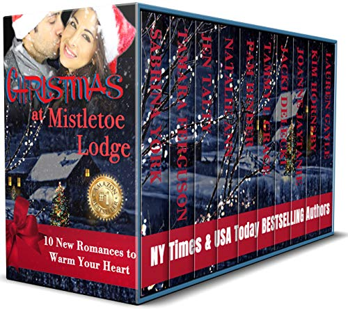 Christmas at Mistletoe Lodge - Box Set by NY Times & USA Today Bestselling Authors