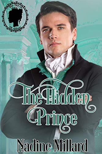 The Hidden Prince by Nadine  Millard