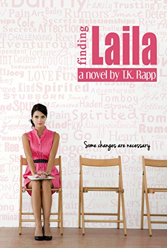 Finding Laila: Some Changes are Necessary                                                 by T.K. Rapp
