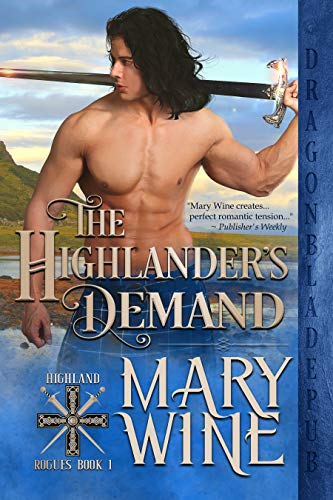 The Highlander's Demand by Mary Wine