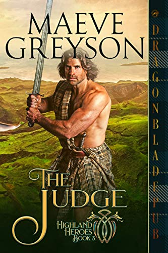 The Judge by Maeve Greyson