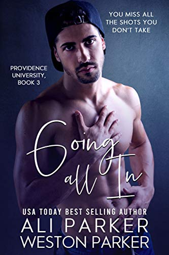 Going All In by Ali Parker