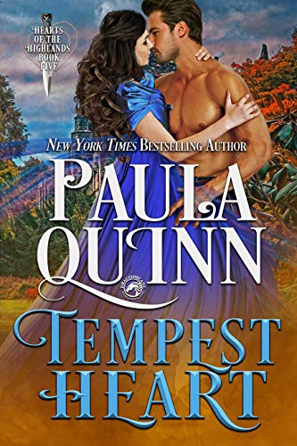Tempest Heart (Hearts of the Highlands Book 5) by Paula Quinn