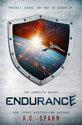 Endurance: The Complete Series by A. C. Spahn