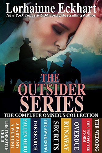 The Outsider Series: The Complete Collection by Lorhainne Eckhart
