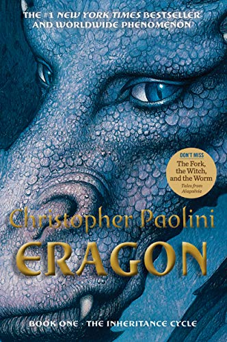 Eragon: Book I (The Inheritance Cycle 1) by Christopher Paolini