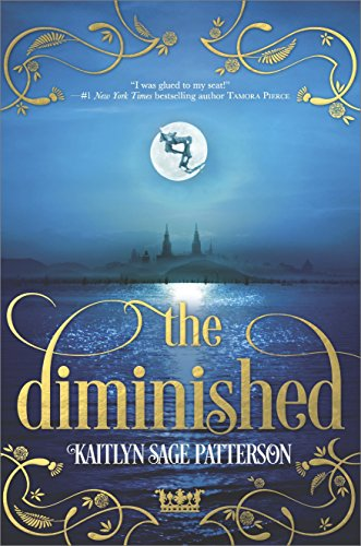 The Diminished (The Alskad Empire Chronicles Book 1) by Kaitlyn Sage Patterson