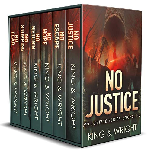 No Justice: The Complete Series by Nolon  King